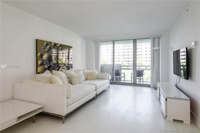 1500 Bay Rd 460S, Miami Beach, FL 33139 (MLS #A10947502) :: ONE Sotheby's International Realty