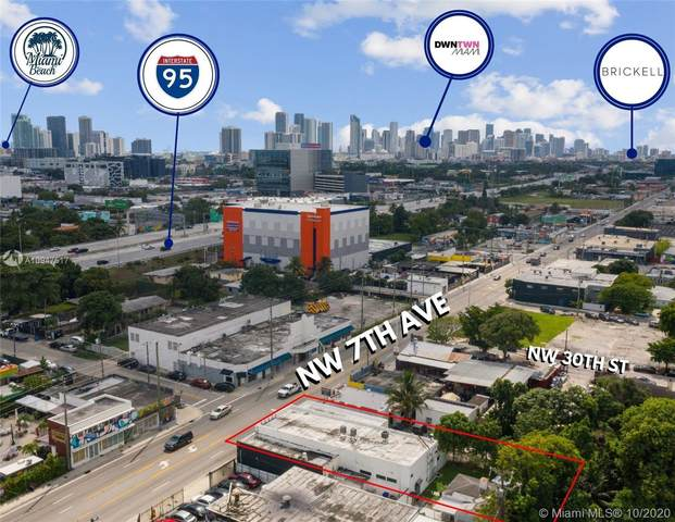 3032 NW 7th Ave, Miami, FL 33127 (MLS #A10947517) :: Podium Realty Group Inc