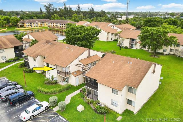 465 NW 210th St #202, Miami Gardens, FL 33169 (MLS #A10947558) :: Ray De Leon with One Sotheby's International Realty