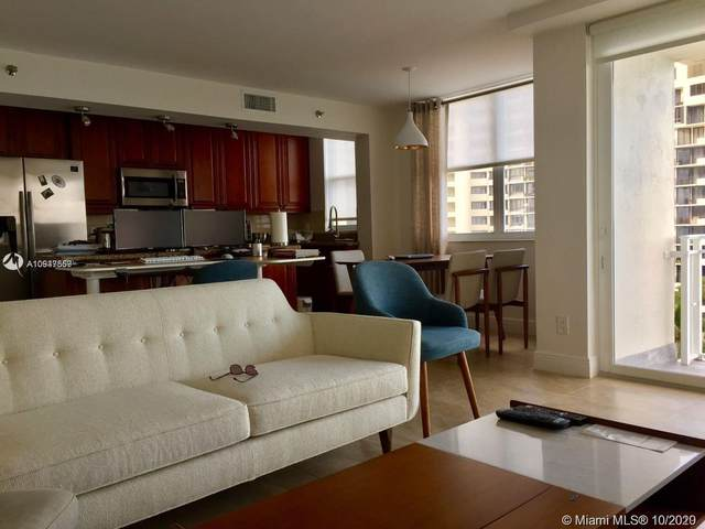 770 Claughton Island Dr #815, Miami, FL 33131 (MLS #A10947559) :: ONE Sotheby's International Realty