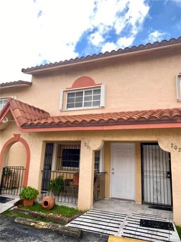 7797 W 29th Ln 201-32, Hialeah, FL 33018 (MLS #A10947575) :: Berkshire Hathaway HomeServices EWM Realty