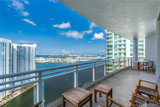 901 Brickell Key Blvd #3507, Miami, FL 33131 (MLS #A10947579) :: Ray De Leon with One Sotheby's International Realty