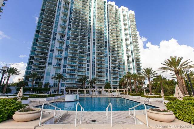 3201 NE 183rd St #2802, Aventura, FL 33160 (MLS #A10947599) :: The Howland Group