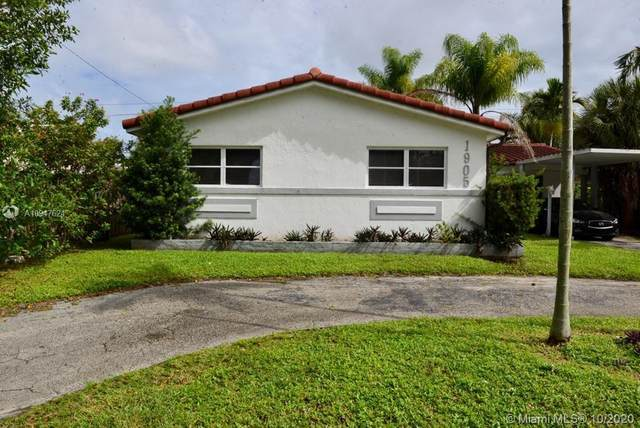 1905 N Park Rd, Hollywood, FL 33021 (MLS #A10947624) :: Podium Realty Group Inc