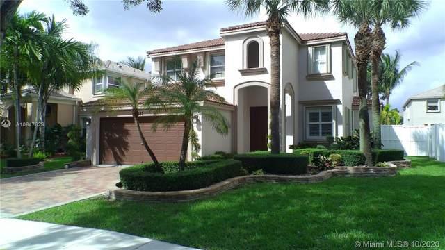15637 SW 53rd St, Miramar, FL 33027 (MLS #A10947629) :: Green Realty Properties