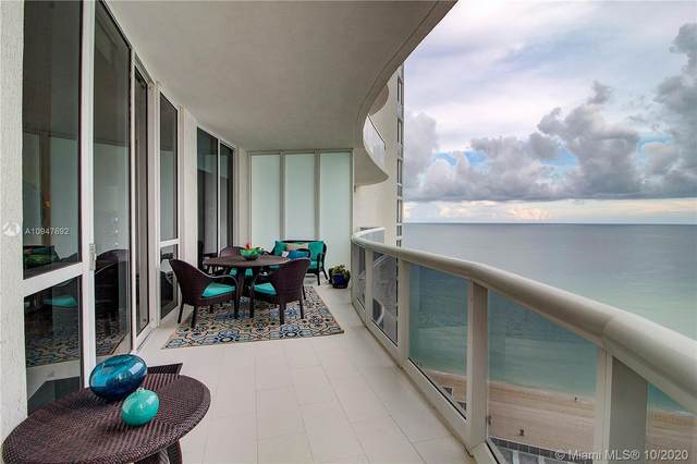 15901 Collins Ave #1207, Sunny Isles Beach, FL 33160 (MLS #A10947692) :: BHHS EWM Realty