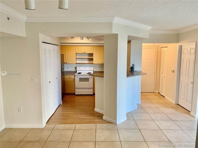 1919 Van Buren St #418, Hollywood, FL 33020 (MLS #A10947699) :: Ray De Leon with One Sotheby's International Realty