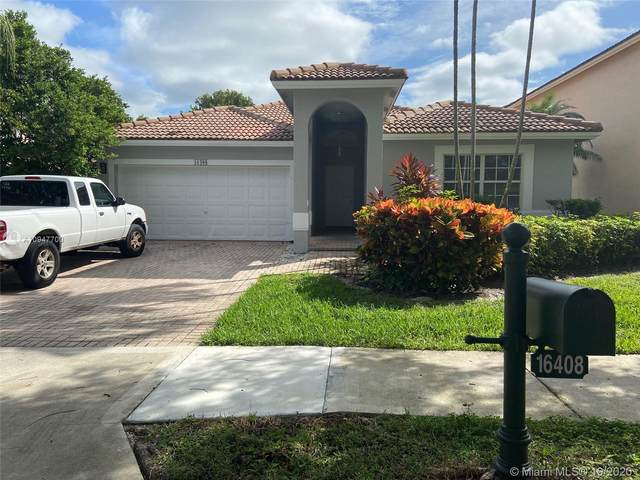 16408 Sapphire Dr, Weston, FL 33331 (MLS #A10947700) :: The Howland Group