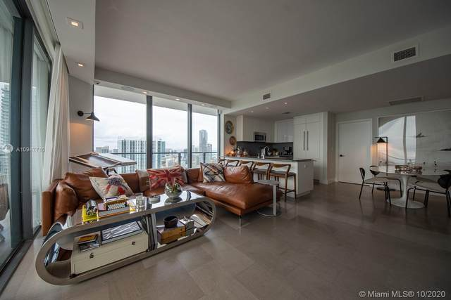 88 SW 7th St #2912, Miami, FL 33130 (MLS #A10947710) :: Prestige Realty Group
