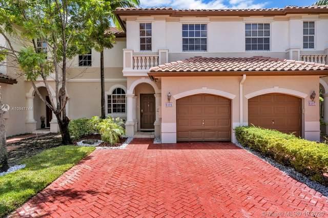 5101 SW 140th Ter #5101, Miramar, FL 33027 (MLS #A10947744) :: Green Realty Properties