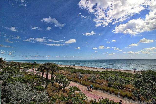 7135 Collins Ave #1033, Miami Beach, FL 33141 (MLS #A10947847) :: Dalton Wade Real Estate Group