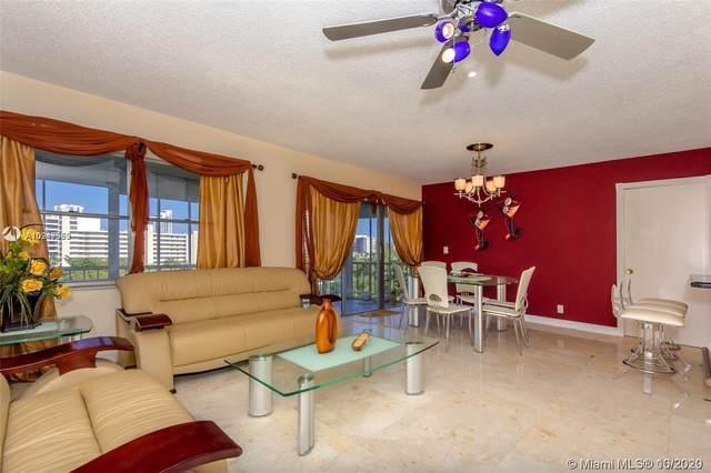 400 W Diplomat Pkwy #810, Hallandale Beach, FL 33009 (MLS #A10947853) :: Castelli Real Estate Services