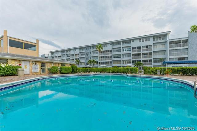 215 SE 3rd Ave 502B, Hallandale Beach, FL 33009 (MLS #A10947909) :: Castelli Real Estate Services