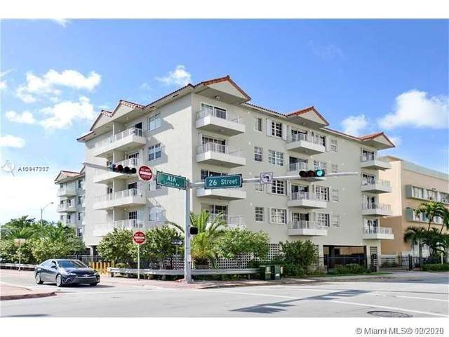 2600 Collins Ave #207, Miami Beach, FL 33140 (MLS #A10947912) :: Berkshire Hathaway HomeServices EWM Realty