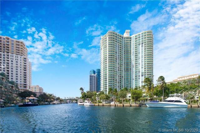 347 N New River Dr E #1408, Fort Lauderdale, FL 33301 (MLS #A10947959) :: Green Realty Properties