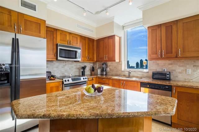 1755 E Hallandale Beach Blvd 1806E, Hallandale Beach, FL 33009 (MLS #A10947991) :: Berkshire Hathaway HomeServices EWM Realty