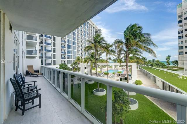 10275 Collins Ave #220, Bal Harbour, FL 33154 (MLS #A10948005) :: The Pearl Realty Group