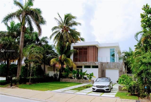 288 Ocean Blvd, Golden Beach, FL 33160 (MLS #A10948040) :: Carole Smith Real Estate Team