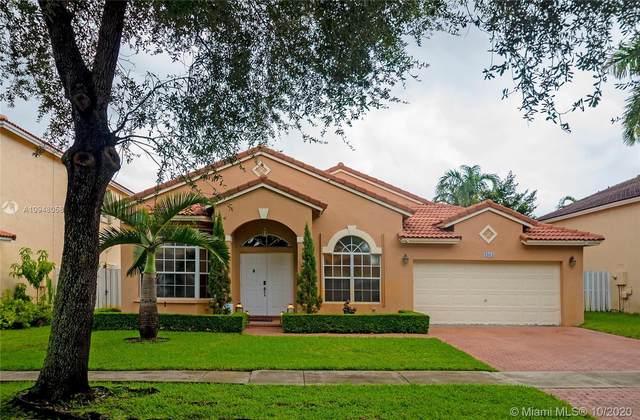 1063 NW 184th Way, Pembroke Pines, FL 33029 (MLS #A10948058) :: Berkshire Hathaway HomeServices EWM Realty