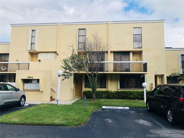 2901 SW 87th Ave #606, Davie, FL 33328 (MLS #A10948129) :: THE BANNON GROUP at RE/MAX CONSULTANTS REALTY I