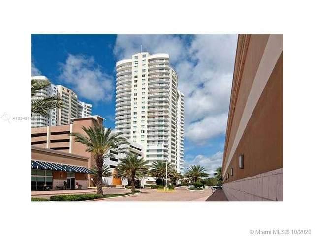 1745 E Hallandale Beach Blvd 304W, Hallandale Beach, FL 33009 (MLS #A10948144) :: Berkshire Hathaway HomeServices EWM Realty