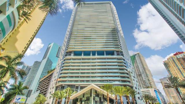 1300 Brickell Bay Dr #2702, Miami, FL 33131 (MLS #A10948155) :: ONE Sotheby's International Realty