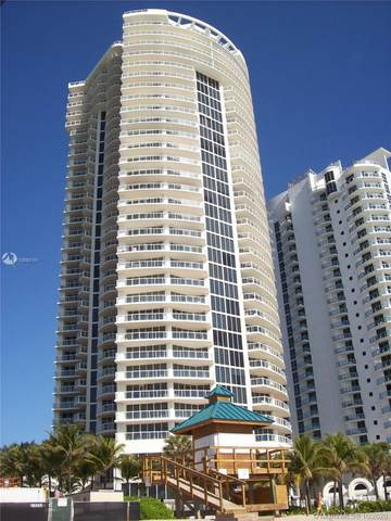 18671 Collins Ave #1801, Sunny Isles Beach, FL 33160 (MLS #A10948191) :: Jo-Ann Forster Team