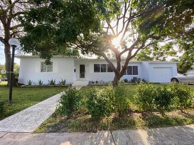 12900 NE 4th Ave, North Miami, FL 33161 (MLS #A10948204) :: Dalton Wade Real Estate Group