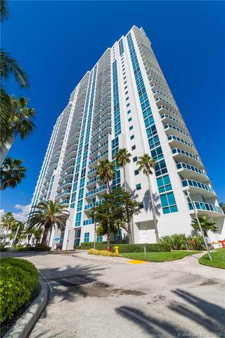 1945 S Ocean Dr #812, Hallandale Beach, FL 33009 (MLS #A10948305) :: The Azar Team