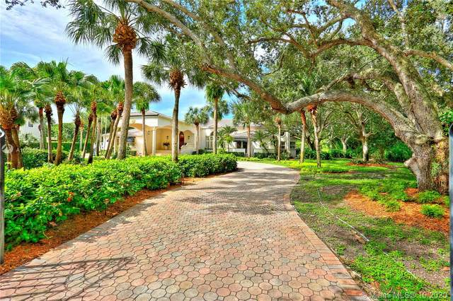 12100 SW 60 Ct, Pinecrest, FL 33156 (MLS #A10948319) :: Search Broward Real Estate Team at RE/MAX Unique Realty