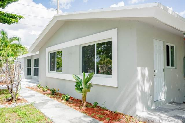 1400 NW 9th Ave, Fort Lauderdale, FL 33311 (MLS #A10948323) :: Berkshire Hathaway HomeServices EWM Realty