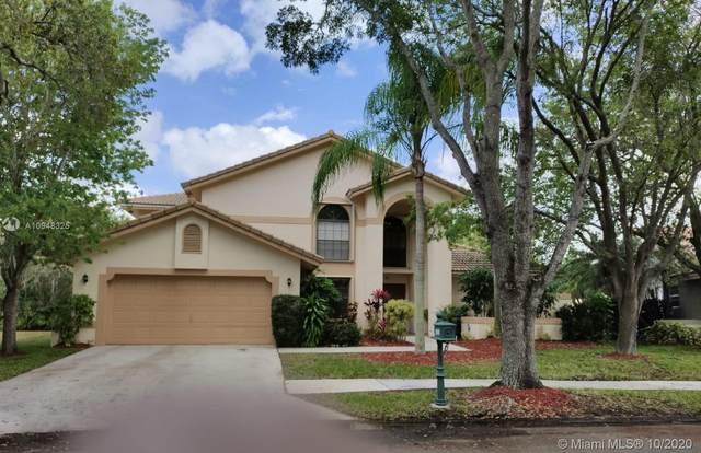 1060 Fairfax Ln, Weston, FL 33326 (MLS #A10948325) :: United Realty Group