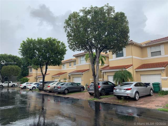 4353 NW 110th Ave #4353, Doral, FL 33178 (MLS #A10948336) :: The Pearl Realty Group