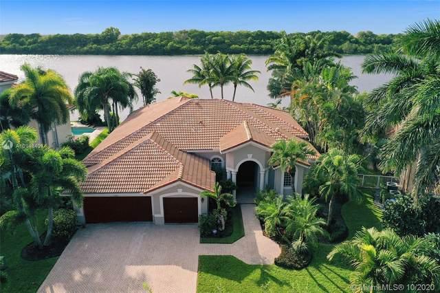 4866 NW 124th Way, Coral Springs, FL 33076 (MLS #A10948401) :: Re/Max PowerPro Realty