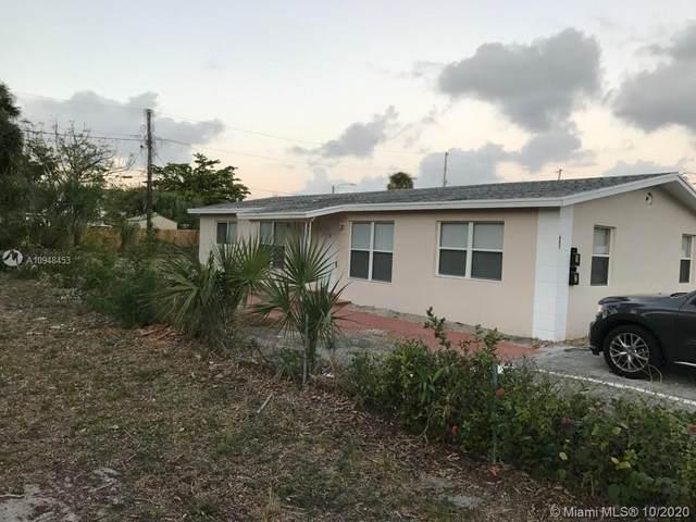 607 14th St, West Palm Beach, FL 33401 (MLS #A10948453) :: Jo-Ann Forster Team