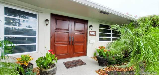 4719 Mckinley St, Hollywood, FL 33021 (MLS #A10948457) :: The Pearl Realty Group