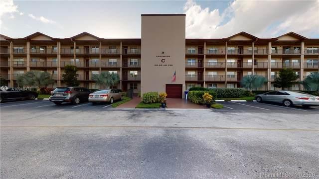 100 SW 130th Ter 408C, Pembroke Pines, FL 33027 (MLS #A10948478) :: Douglas Elliman