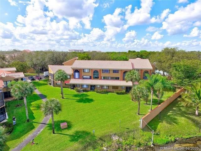 15579 N Miami Lakeway N #207, Miami Lakes, FL 33014 (MLS #A10948488) :: Berkshire Hathaway HomeServices EWM Realty