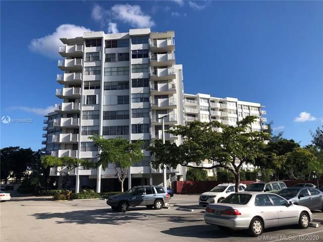 1300 NE Miami Gardens Dr 1019E, Miami, FL 33179 (MLS #A10948523) :: Re/Max PowerPro Realty