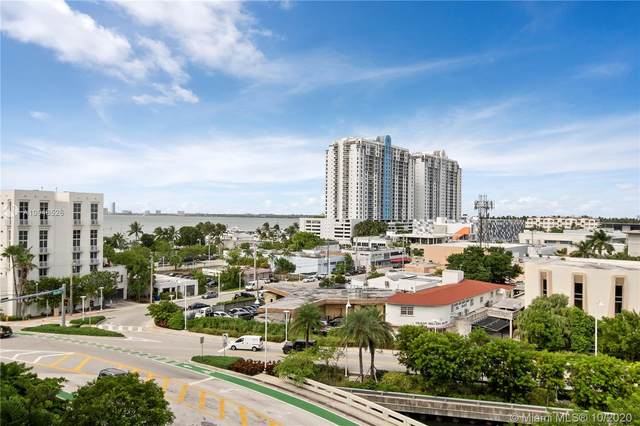 1688 West Ave #709, Miami Beach, FL 33139 (MLS #A10948526) :: Podium Realty Group Inc