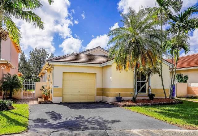 18880 NW 19th St, Pembroke Pines, FL 33029 (MLS #A10948568) :: Berkshire Hathaway HomeServices EWM Realty