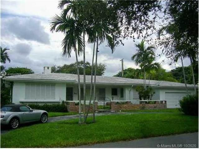 1240 NE 97th St, Miami Shores, FL 33138 (MLS #A10948569) :: Jo-Ann Forster Team