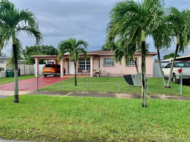 11875 SW 189th St, Miami, FL 33177 (MLS #A10948633) :: THE BANNON GROUP at RE/MAX CONSULTANTS REALTY I