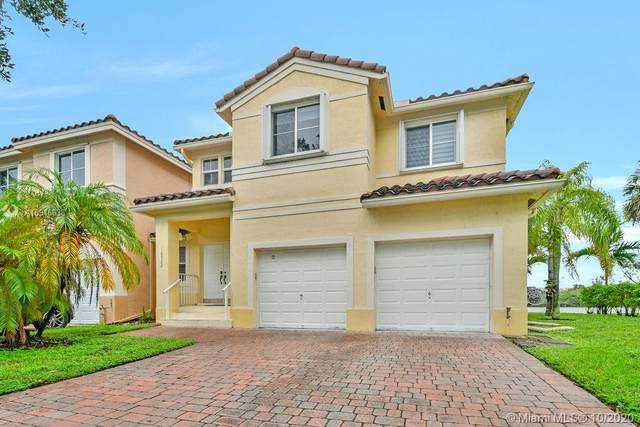 16922 SW 39th Ct, Miramar, FL 33027 (MLS #A10948638) :: THE BANNON GROUP at RE/MAX CONSULTANTS REALTY I