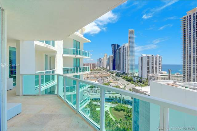 150 E Sunny Isles Blvd 1-UPH1, Sunny Isles Beach, FL 33160 (MLS #A10948643) :: Ray De Leon with One Sotheby's International Realty