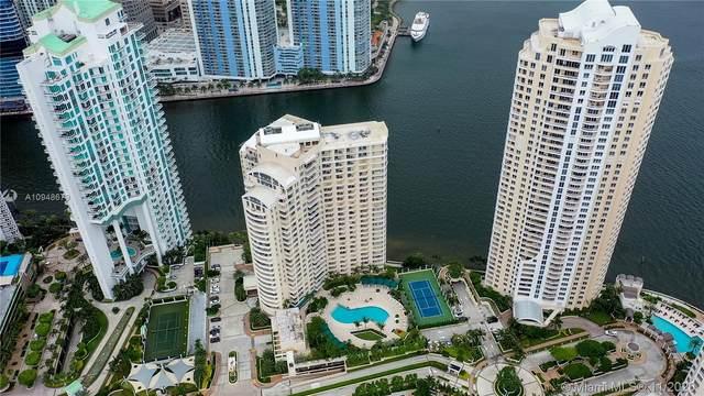 888 Brickell Key Dr #604, Miami, FL 33131 (MLS #A10948679) :: Green Realty Properties