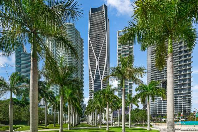 1000 Biscayne Blvd #1501, Miami, FL 33132 (MLS #A10948680) :: The Teri Arbogast Team at Keller Williams Partners SW