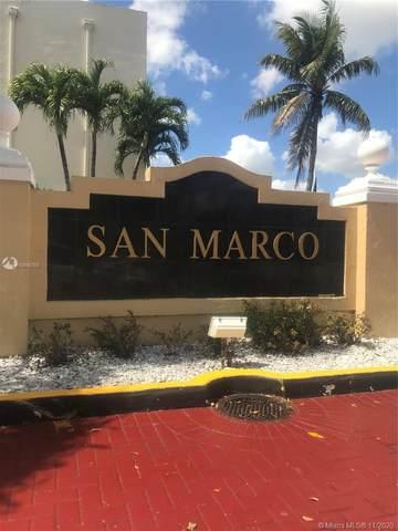 8850 Fontainebleau Blvd #301, Miami, FL 33172 (MLS #A10948765) :: Jo-Ann Forster Team