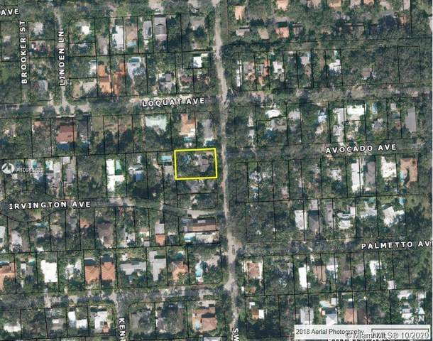 3656 S Douglas Rd, Coconut Grove, FL 33133 (MLS #A10948782) :: Team Citron