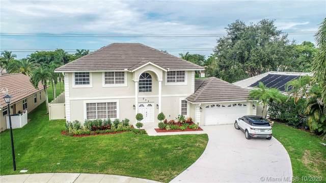 711 Amherst Ave, Davie, FL 33325 (MLS #A10948801) :: Equity Advisor Team